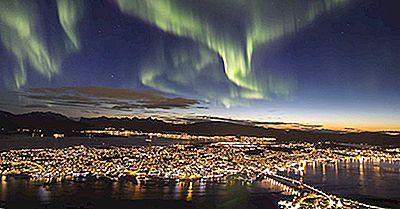 Când Este Cel Mai Bun Timp Să Vezi Lumina Nordică?