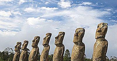 Onde Está A Ilha De Páscoa E Suas Estátuas Moai?