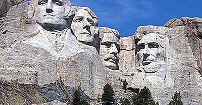 Hvor Er Mount Rushmore?
