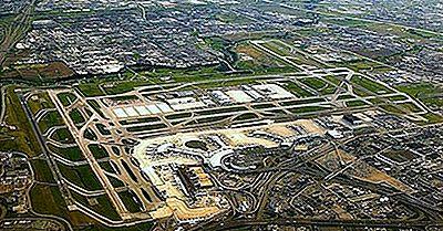 Quali Sono Gli Aeroporti Più Trafficati In Canada Per Traffico Di Passeggeri?
