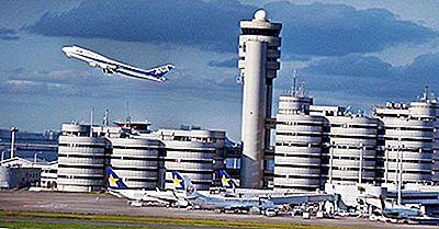 Quali Sono Gli Aeroporti Più Trafficati Del Giappone?