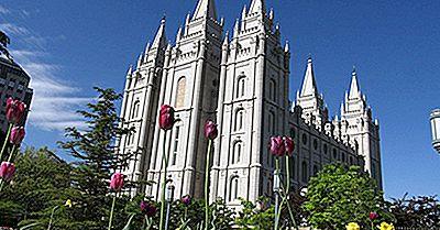 Qual È Il Più Grande Tempio Mormone Al Mondo?