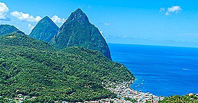 Las Maravillas De Los Pitones, Patrimonio De La Humanidad De La Unesco En Santa Lucía