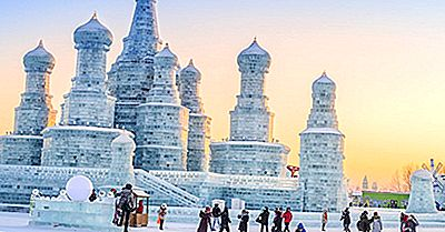 Os 10 Melhores Festivais De Gelo Do Mundo