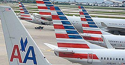 Les Plus Grandes Compagnies Aériennes Du Monde Selon La Taille De La Flotte