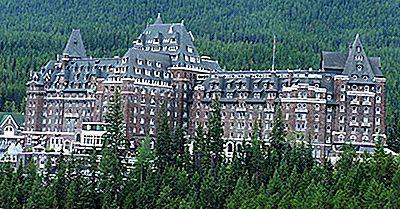 Las Cadenas Hoteleras De Lujo Más Grandes Del Mundo