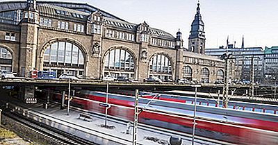 Las 10 Estaciones De Trenes Más Transitadas De Alemania
