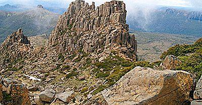 Les 10 Plus Hautes Montagnes De Tasmanie