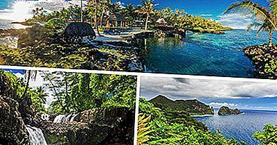 10 Hechos Interesantes Y Únicos Sobre Samoa