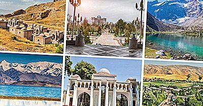 10 Fapte Interesante Despre Tadjikistan