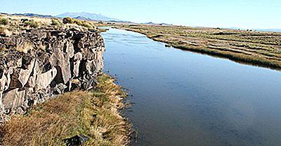 Les 10 Plus Longues Rivières Du Colorado