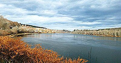Los 10 Ríos Más Largos En Maine
