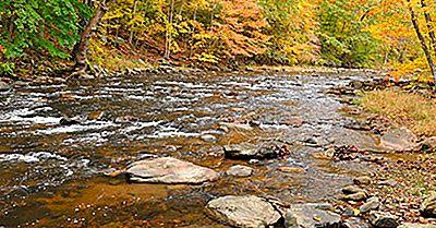 Les 10 Plus Longues Rivières Du New Jersey