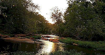 Los 10 Ríos Más Largos En Carolina Del Norte