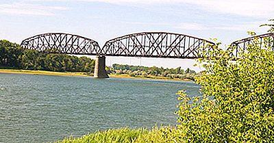 Die 10 Längsten Flüsse In North Dakota