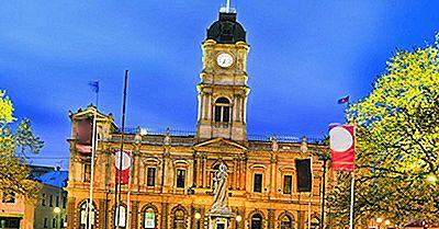 Las 10 Ciudades Más Pobladas De Victoria, Australia