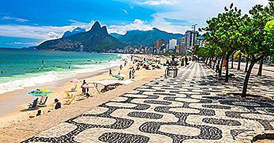 Cele 10 Țări Cele Mai Populate Din America De Sud