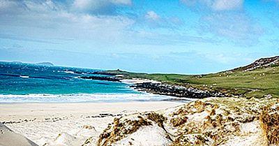 Le 10 Isole Più Popolose Della Scozia
