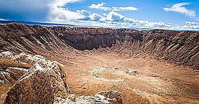 Os 10 Marcos Naturais Nacionais Do Arizona