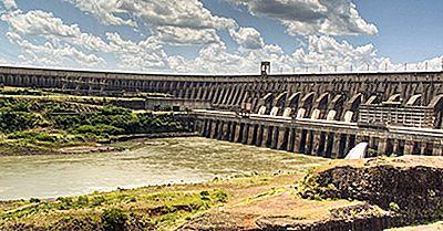 Les 10 Plus Hauts Barrages Du Brésil