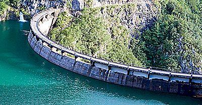 De 10 Högsta Dammarna I Italien