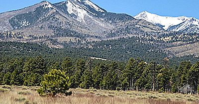 Los 10 Picos Más Altos En Arizona