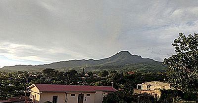 Los 10 Picos Más Altos En El Caribe
