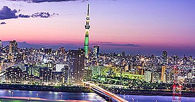 10 Højeste Tårne I Verden