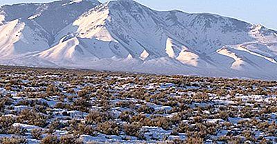 Os 11 Marcos Naturais Nacionais De Idaho