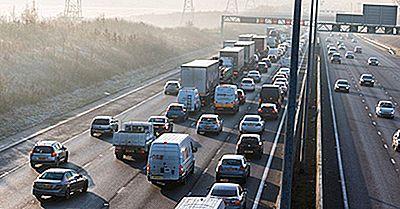 11 Ciudades Del Reino Unido Con El Peor Tráfico