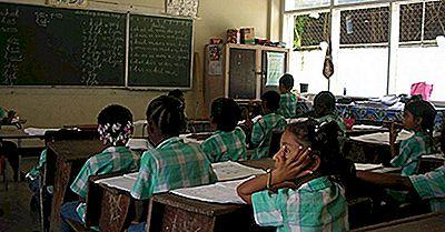 12 Țări Cu Cei Mai Puțin Pregătiți Profesori De Școală Primară