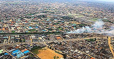 15 Größte Städte In Afrika