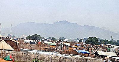 15 Países Donde Los Habitantes De La Ciudad Son Más Propensos A Vivir En Barrios Marginales