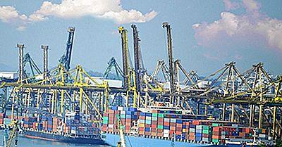 15 Paesi Con Le Economie Più Esportate