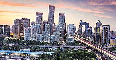15 Países Con El Área Más Urbanizada