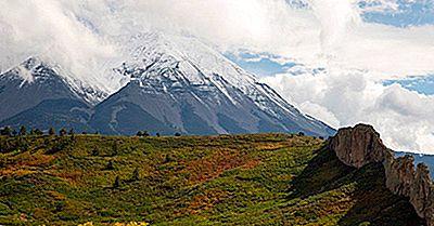 I 15 Punti Di Riferimento Naturali Nazionali Del Colorado