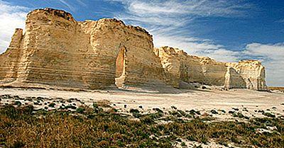 Les 5 Sites Naturels Nationaux Du Kansas