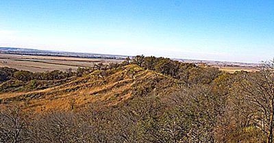 Los 7 Monumentos Naturales Nacionales De Iowa