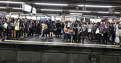7 Delle Più Trafficate Stazioni Ferroviarie Del Mondo