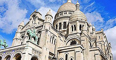 Obras Arquitetônicas Do Mundo: Basílica Do Sagrado Coração De Montmartre