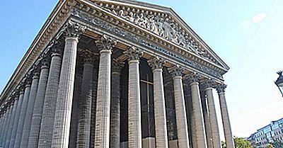 Edificios Arquitectónicos Del Mundo: La Madeleine