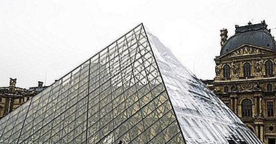 Edifici Architettonici Del Mondo: Musee Du Louvre