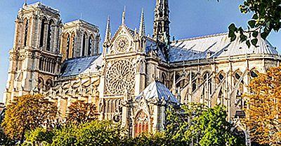 Bâtiments Architecturaux Du Monde: Cathédrale Notre-Dame