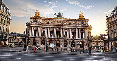 Edificios Arquitectónicos Del Mundo: Palais Garnier
