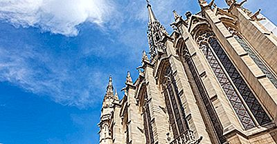Bâtiments Architecturaux Du Monde: Sainte-Chapelle