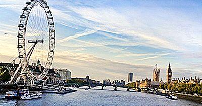 Anziehungen In London, Die Londoners Sich Lieben Zu Besuchen