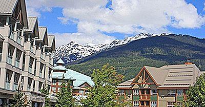Las Mejores Ciudades Para Vivir En Columbia Británica, Canadá
