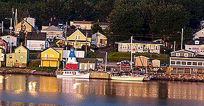 Bästa Städerna Att Bo I Nova Scotia, Kanada