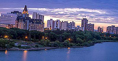 Beste Byen Å Bo - Saskatchewan, Canada