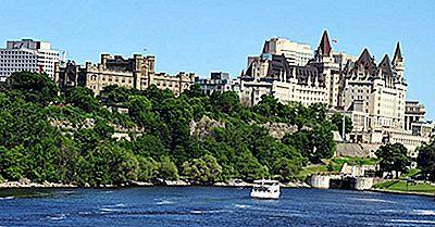 Os Melhores Lugares Para Viver Em Ontário